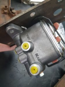 New master cylinders